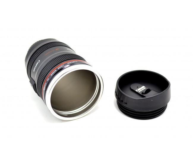 Cana termos, obiectiv foto, 400 ml - 1066