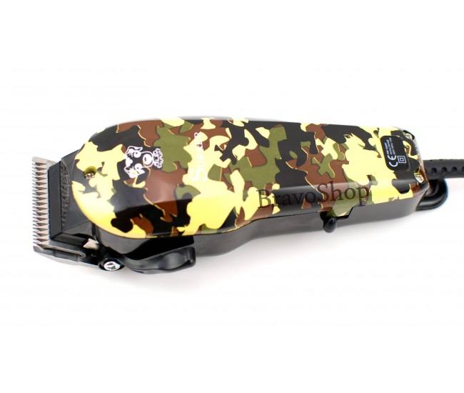 RESIGILAT Masina de tuns caini SURKER ZooPET - Aparat profesional de tuns animale 220V - SK808