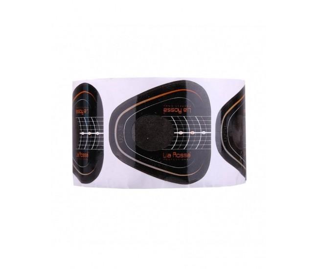 Sabloane pentru unghii late negre U2-3E