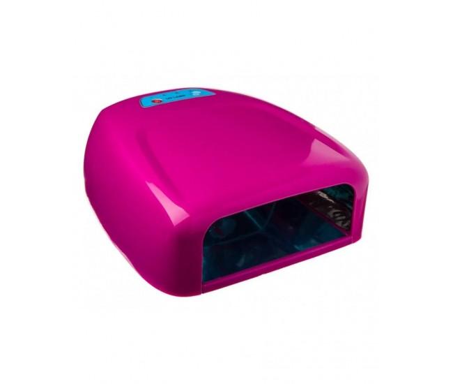 Lampa manichiura - UV 36W Miley Pink