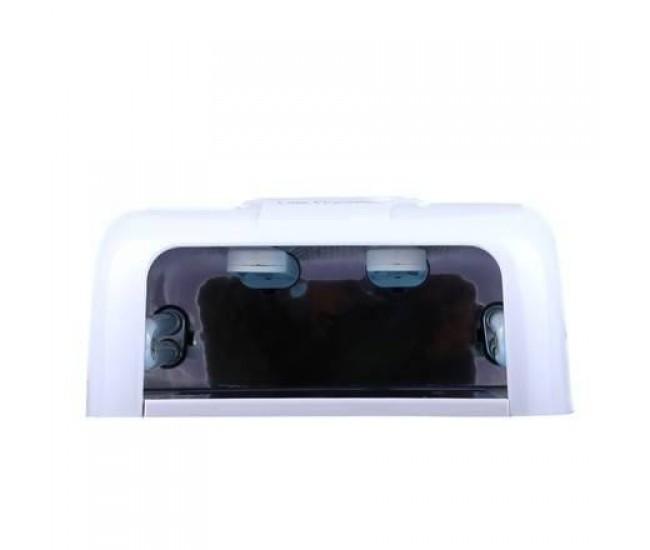 Lampa LED + UV pentru manichiura 36W Lila Rossa Professional LR805 Silver