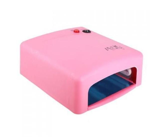 Lampa UV manichiura Miley 36W Pink