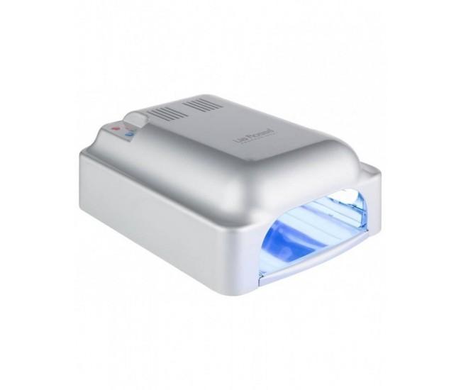 Lampa UV 36W Lila Rossa Professional LR 828 - Cu doua pozitii de timer Silver