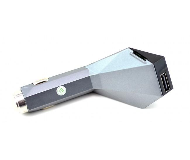 Modulator auto, Bluetooth, MP3 Car player, set transmitator FM USB 5V 2.1A N8