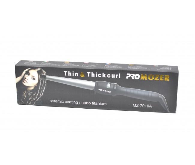 Ondulator conic de par Conic 19-32mm ProMozer Nano Titanium MZ7010B