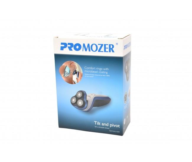 Aparat de ras profesional, reincarcabil cu cap rotativ Promozer MZ7000