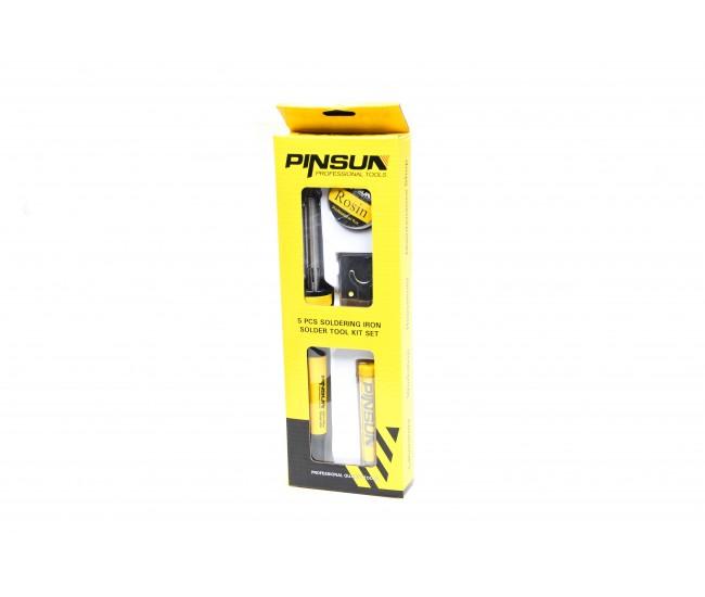 Creion de lipit electric, letcon de lipit cu incalzire ultrarapida PINSUN PS640W