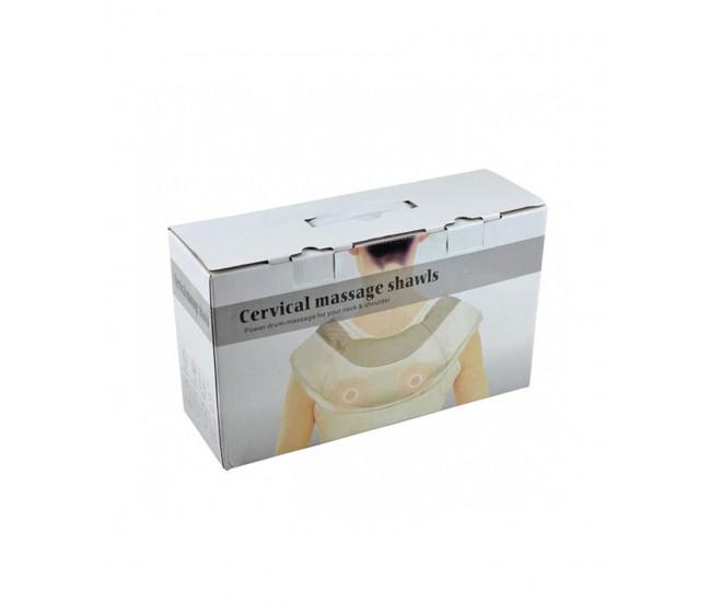 Centura pentru masaj cervical Massage Shawls - MJ211A