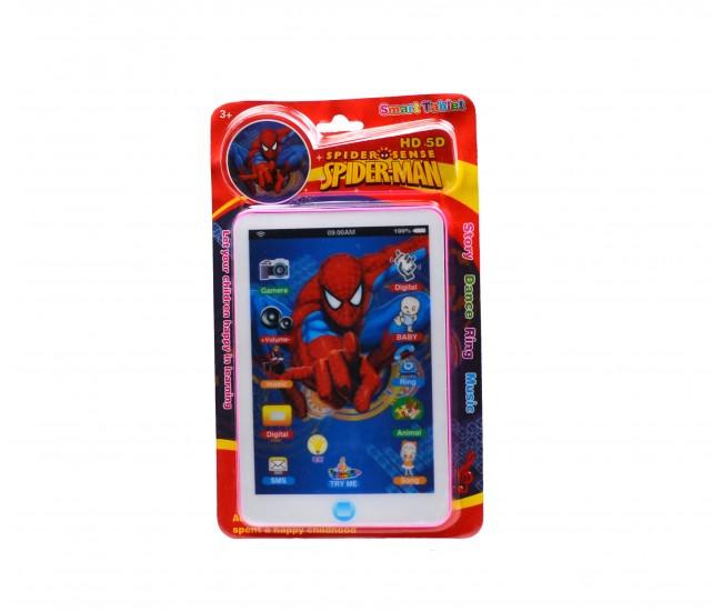 Tableta de jucarie cu Spiderman cu 15 functii touch - 5236