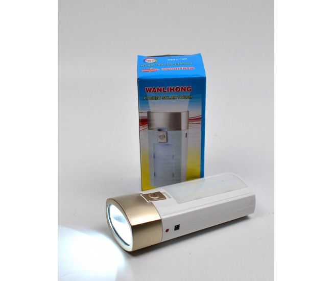 Lanterna cu panou solar - WL7280