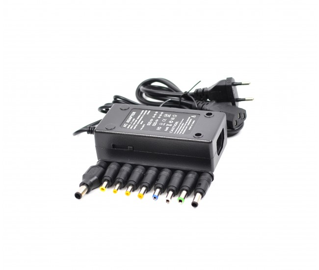 Incarcator universal laptop priza 9 conectori - ADP9