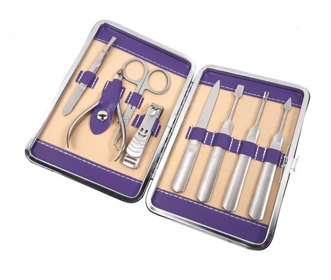 Trusa profesionala manichiura - pedichiura cu 8 piese TM8P3