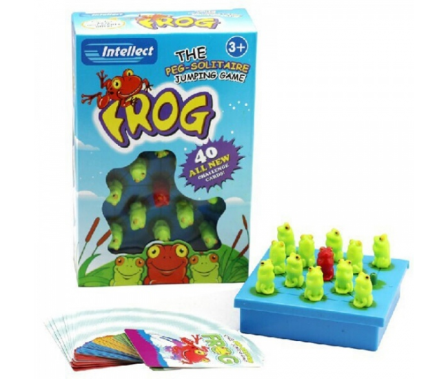 Joc de logica - Jocul Broastelor