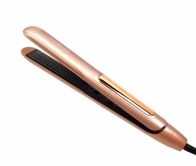 Placa profesionala de creponat parul Promozer Peach Style, 170-230 grade