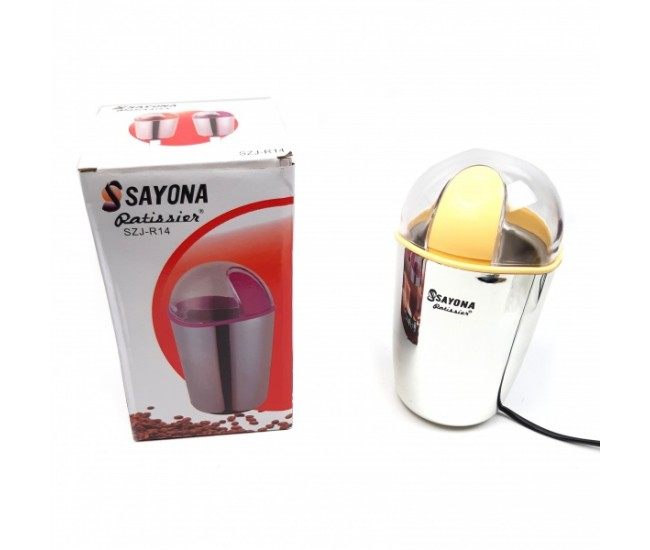 Rasnita cafea electrica SAYONA, putere 300W - SZJR14