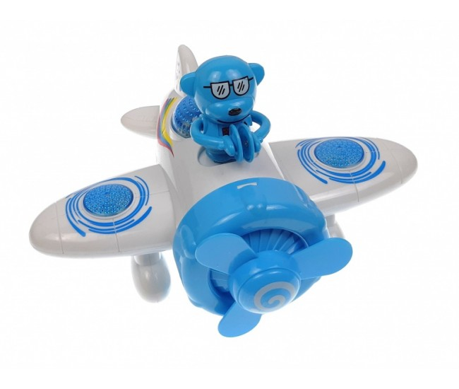 Jucarie pentru baietei Maimutica Pilot - HT9928A