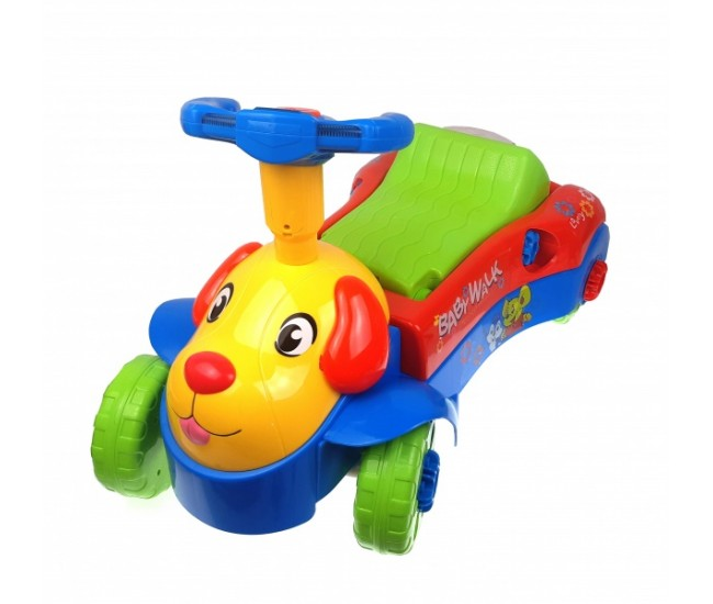 Masinuta fara pedale Dog Walker - 11110958