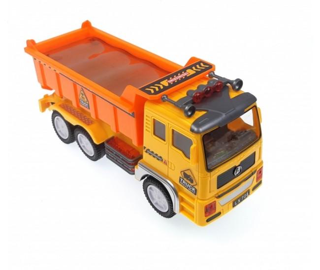 Camion constructii cu sunete si lumini - 1104079