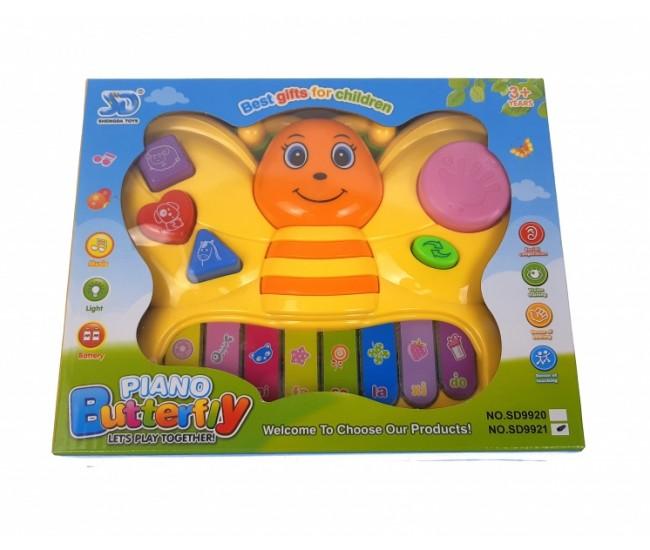 Mini orga de jucarie  pentru copii 1154057
