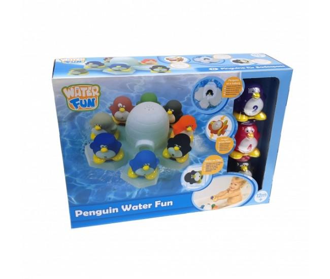 Joc cu pinguini plutitori, pentru fetite si baietei - 3353301