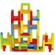 Joc de logica - Jocul Scaunelor din lemn