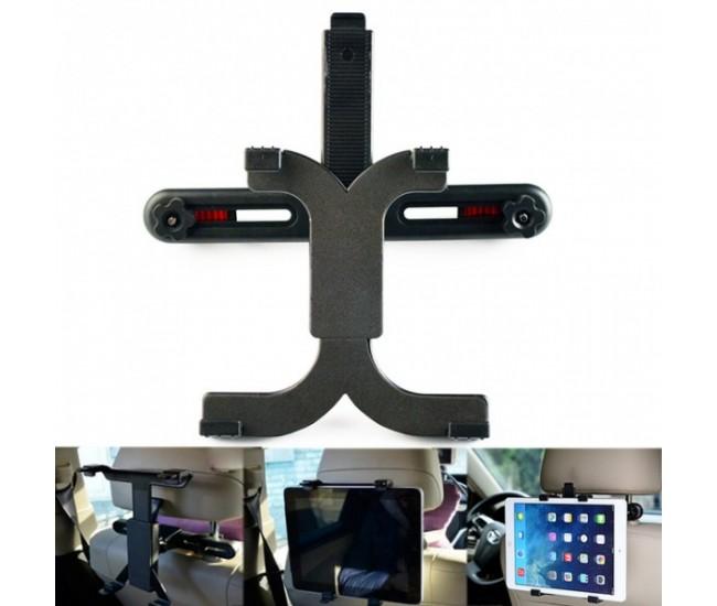 Suport universal pentru tableta cu prindere pentru tetiera 13 x 24 cm - S2137