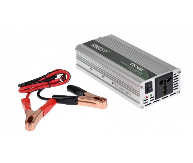 Invertor auto Belttt 1500W 12V - 220V - BT1500W12V