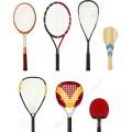 Squash, Badminton & Paddle