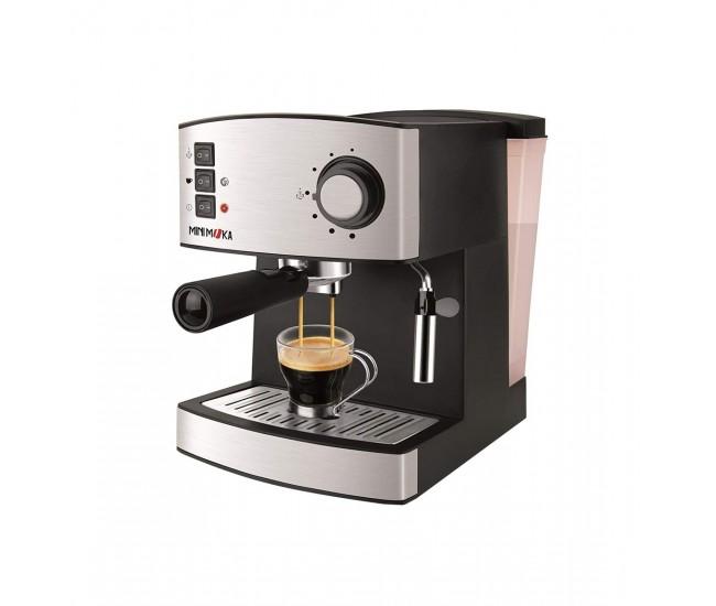 Espressor cafea Minimoka CM 1821, 850W,15 bar, INOX, 999319000