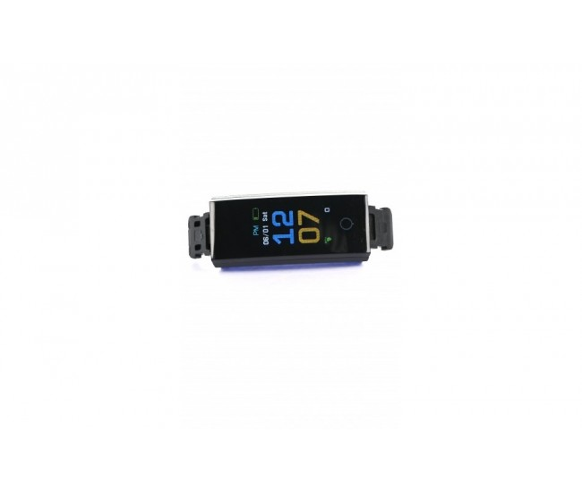 Bratara fitness, monitorizare cardianca, albastru, HRS3300
