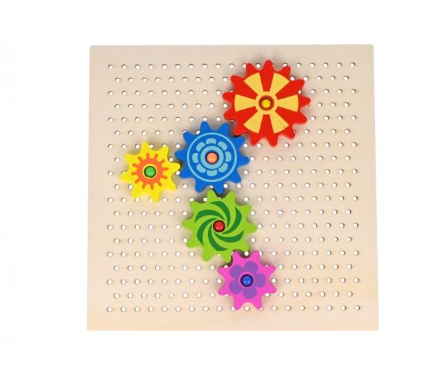 Puzzle creativ cu piese rotative - 1103092MARE