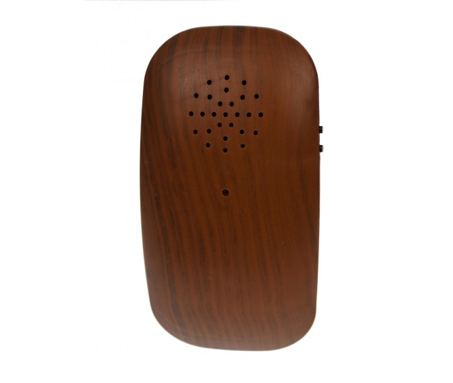 Sonerie priza 220V, buton Wireless 150m cu lumini si 25 melodii, LUCKARM - 3907P