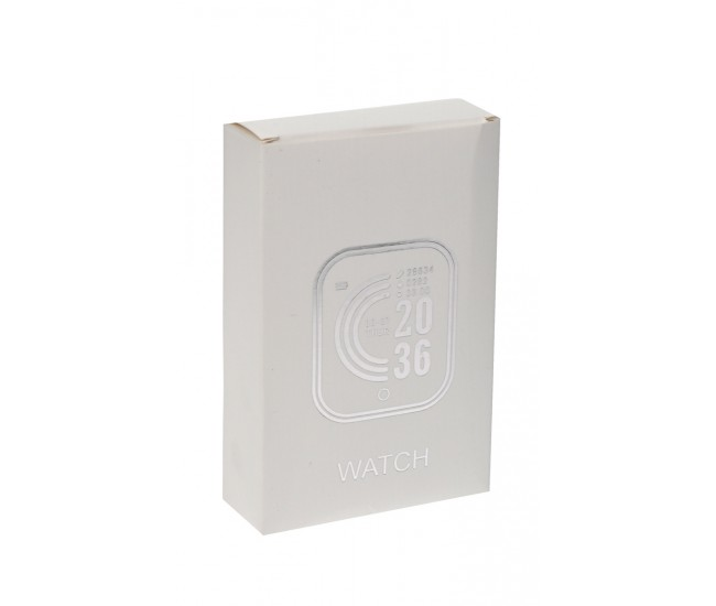 Smart Watch, monitorizare cardiaca si pedometru SmartBravo - HS6620