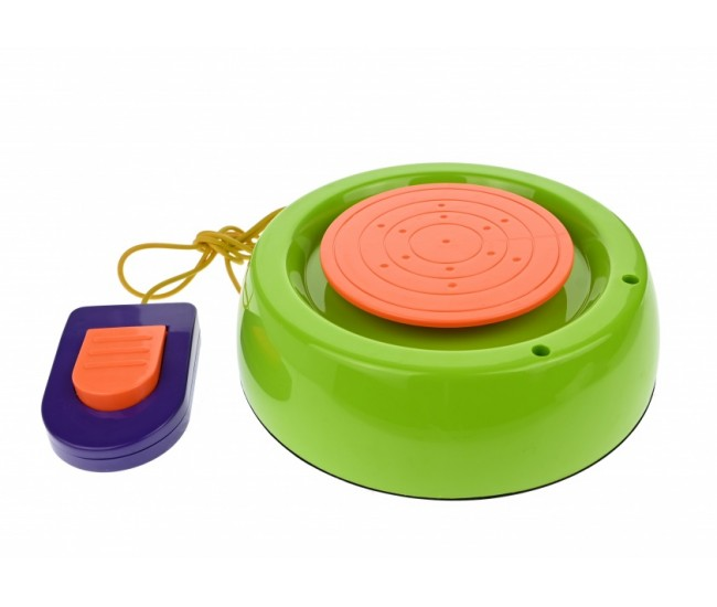 Roata olarului - set olarit - jucarie educational-creativa - 80863