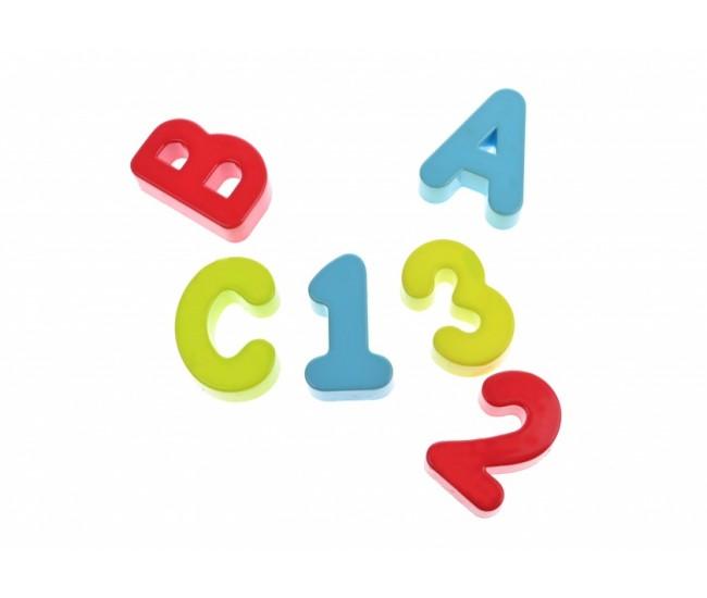 Masuta creativa, cu numere si litere - WA2025
