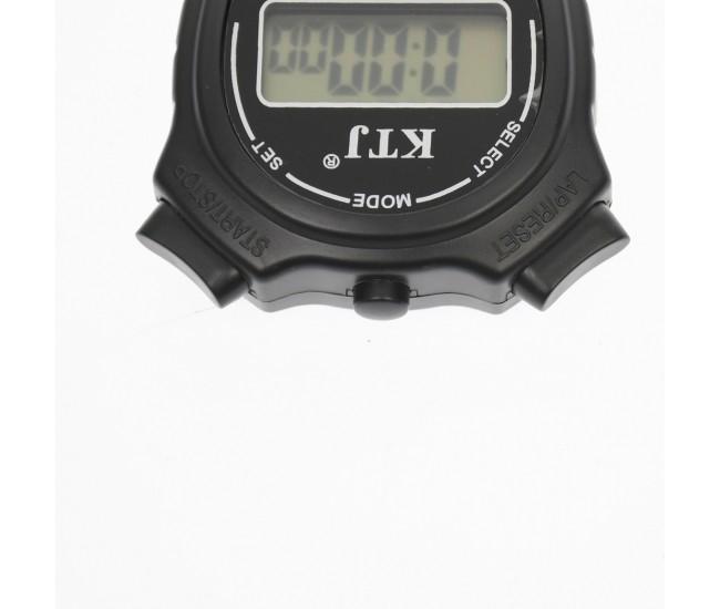 Cronometru Digital Sport, ora, minut, secunda, negru - TA228