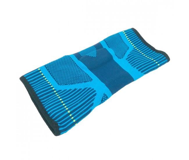 Cotiera cu insertie de gel YC Support, lungime 26 cm, circumferinta 30-55 cm - YC7819