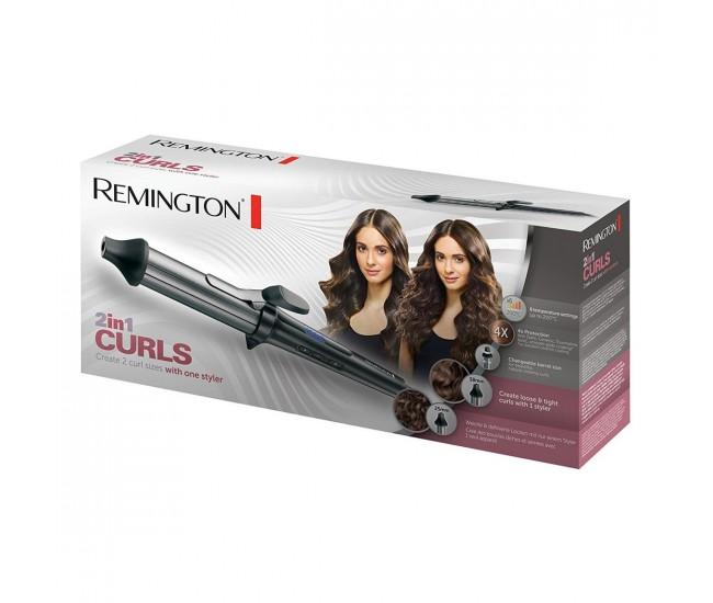 Ondulator Remington 2in1 Curls CI67E1 - CI67E1