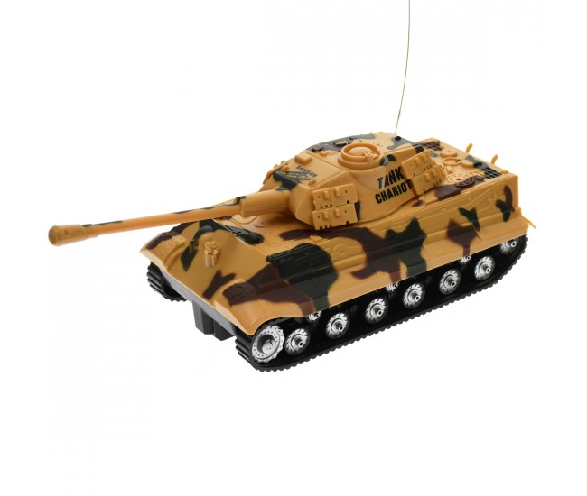 Tanc de jucarie cu telecomanda, pentru copii, control de la distanta - AKX5273