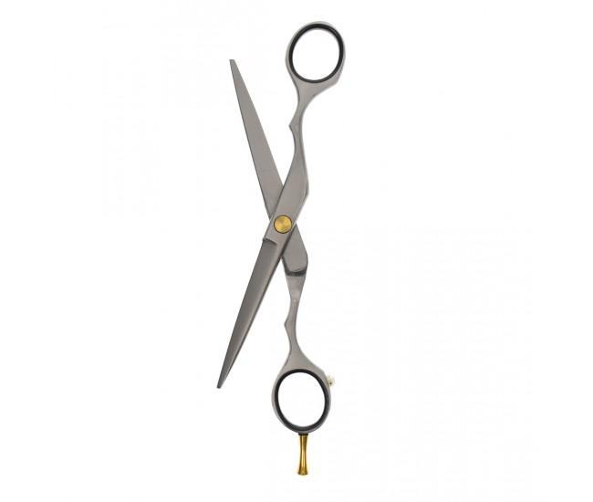 Foarfeca de tuns parul Lila Rossa Vogue 6 inch, pentru frizerie coafor salon - FG4506