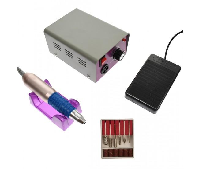 Freza electrica profesionala pentru manichiura / Pila unghii ML803