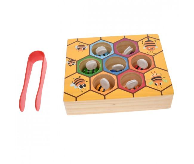 FAGURELE DE ALBINE - Joc din lemn, multicolor - 3331135