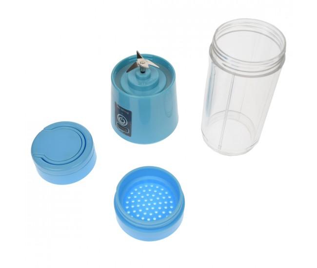 Blender portabil, fara fir, 380 ml, 15000 RPM, reincarcabil - SMART380ML