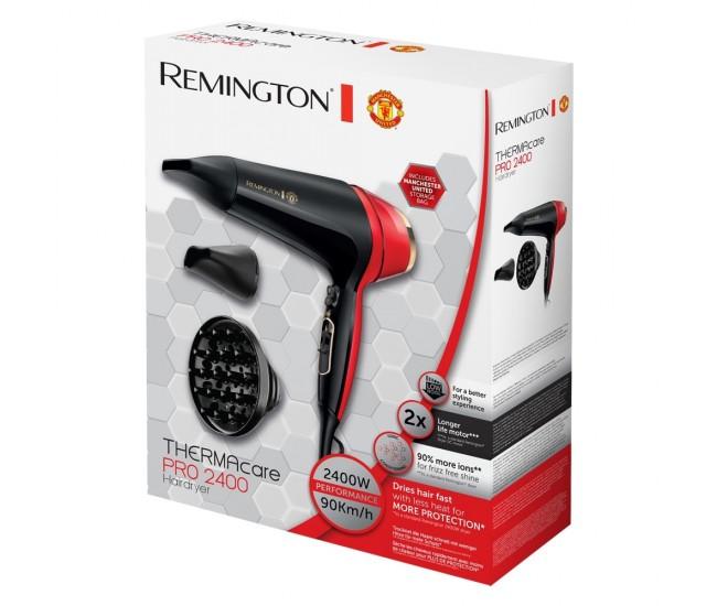 Uscator de par Remington Thermacare Pro 2400 Manchester United Edition D5755 - D5755