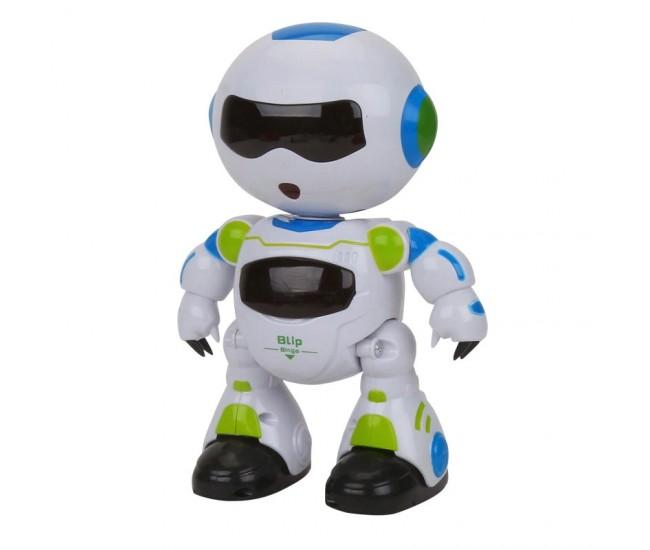 Robot de jucarie cu telecomanda, danseaza, are sunete si lumini, 993331