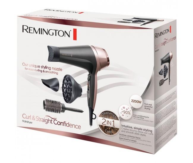 Uscator de par Remington Curl & Straight Confidence D5706  - D5706