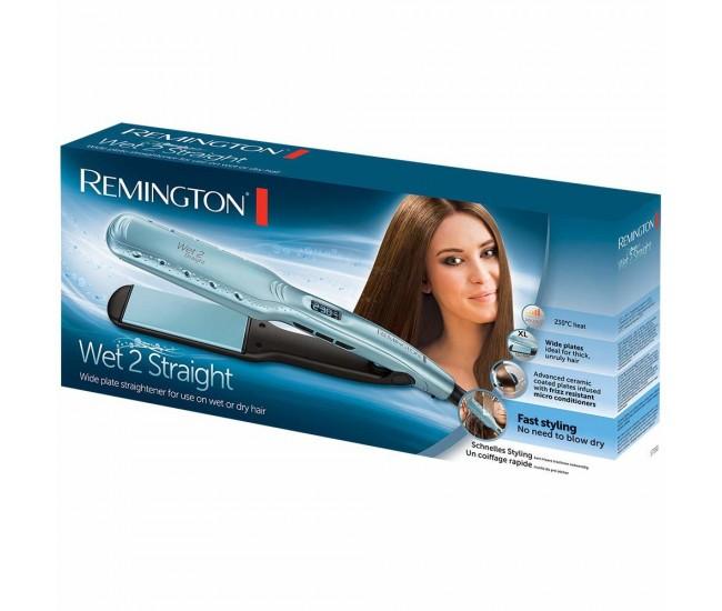 Placa de indreptat parul Remington Wet2Straight S7350 - S7350