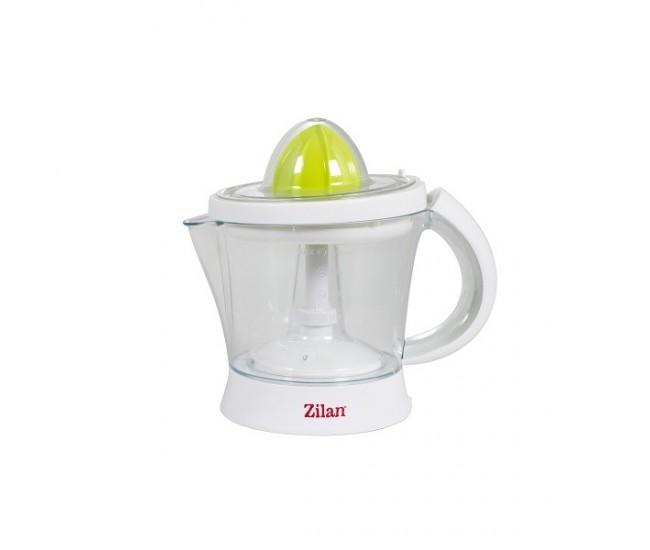 Storcator citrice ZILAN ZLN-7832V, Capacitate 1L, Cana gradata, Functie reverse, Putere 40W, Alb/Verde - ZLN7832V