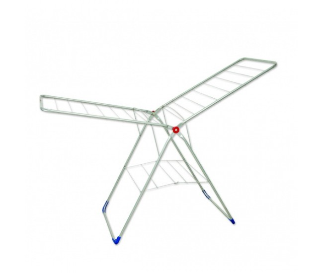 Uscator metalic pentru rufe ZILAN-ARANCIONE, suprafata uscare 20 m - ZLN1480