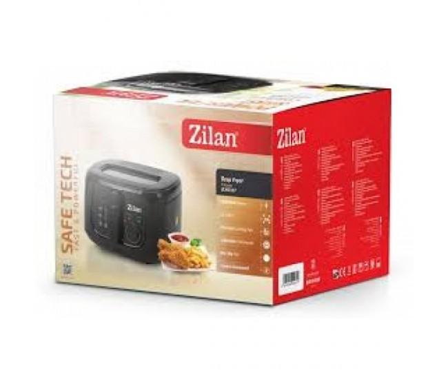 Friteuza Zilan ZLN-2317,1800 W, capacitate ulei 2.5 l, cuva teflonata - ZLN2317